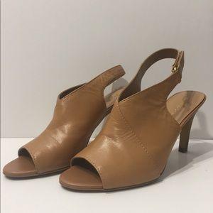 Franco Sarto Peep-toe Heels